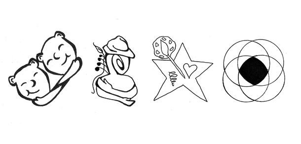 Overfield School Symbols